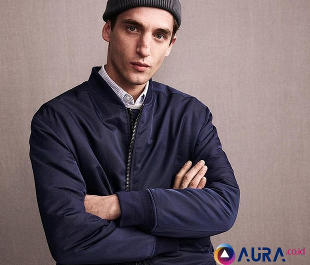 Gambar 1 Trik membedakan jaket Zara asli dan palsu